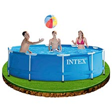 Piscinas desmontables baratas cu l comprar top 4 for Piscinas intex baratas