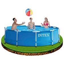 comprar piscina plegable barata