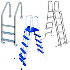 Escaleras para piscinas cu l deber a comprar gu a for Cuanto sale hacer una pileta de material 2016
