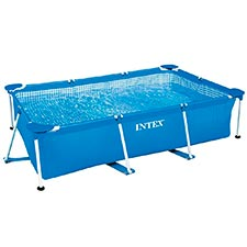 comprar piscina tubular intex barata