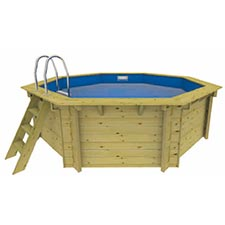 comprar piscina de madera barata