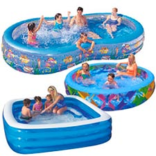 Piscinas hinchables baratas y buenas cu l comprar for Piscinas intex carrefour