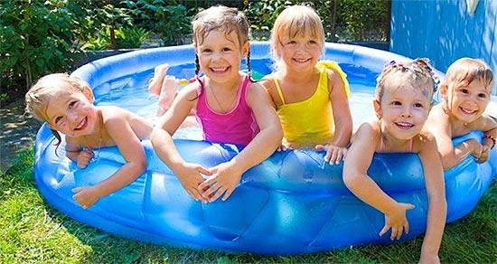piscinas infantiles hinchables para ni os y beb s cu l On piscina ninos pequenos