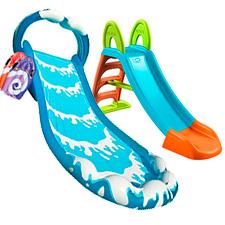 toboganes para piscinas